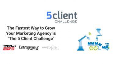 5 client challenge - Dino Gomez