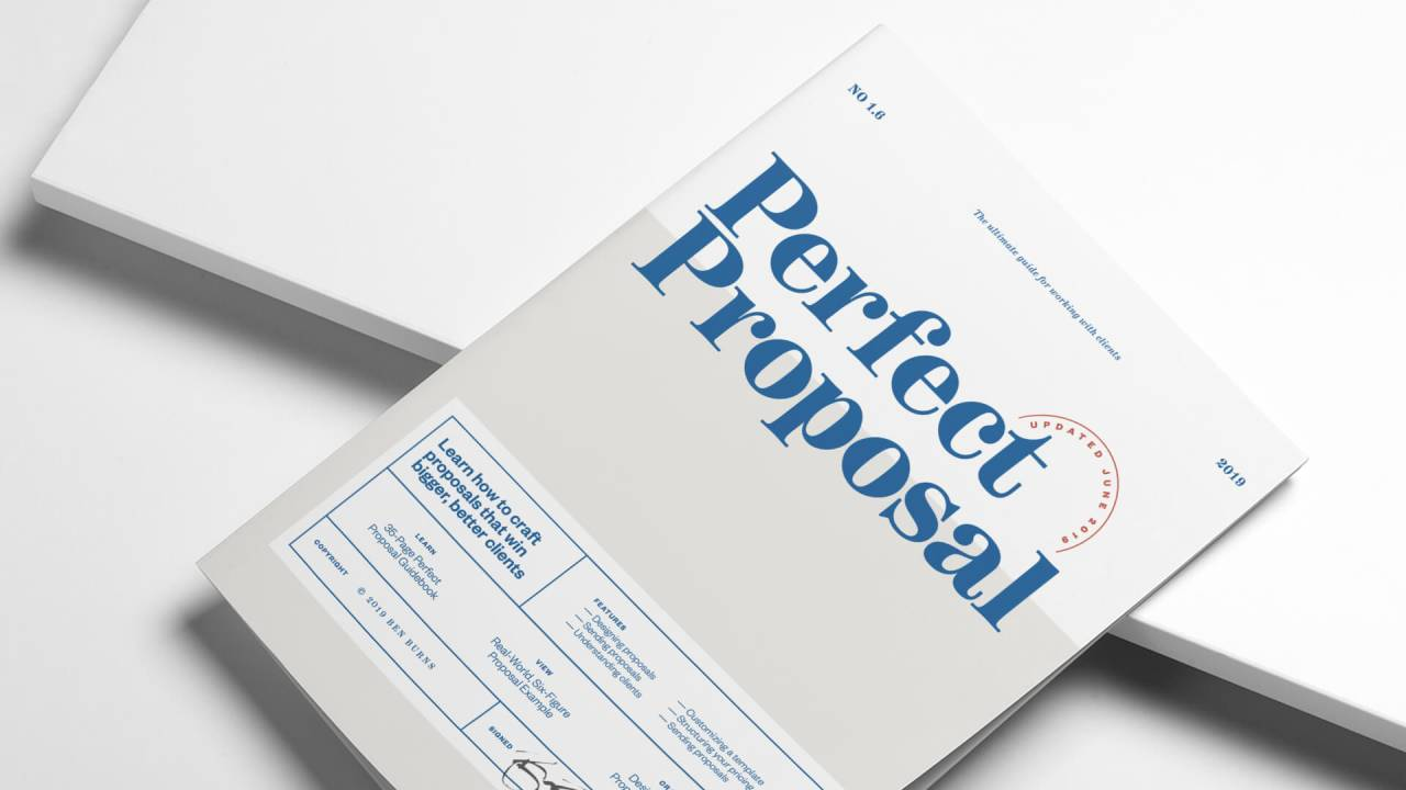 Ben Burns - The Perfect Proposal