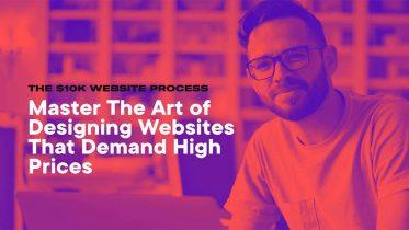 aFlux Academy – The $10K Website Process