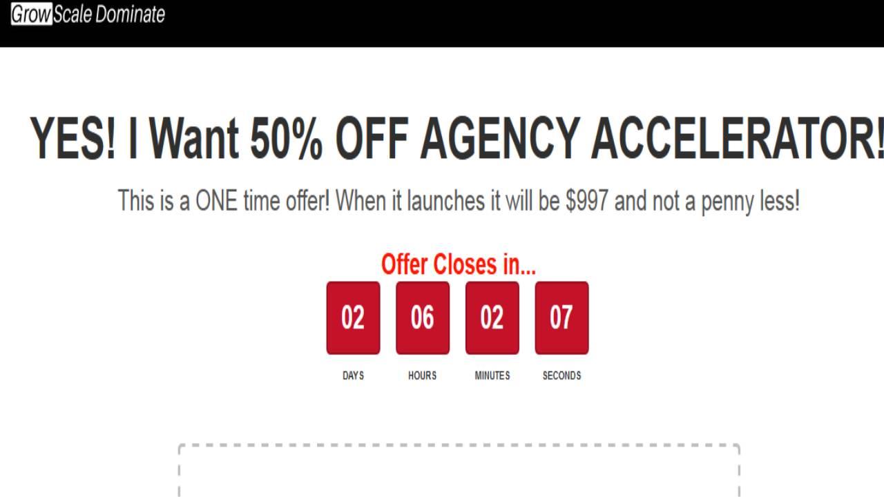 Jason Fox – Agency Accelerator