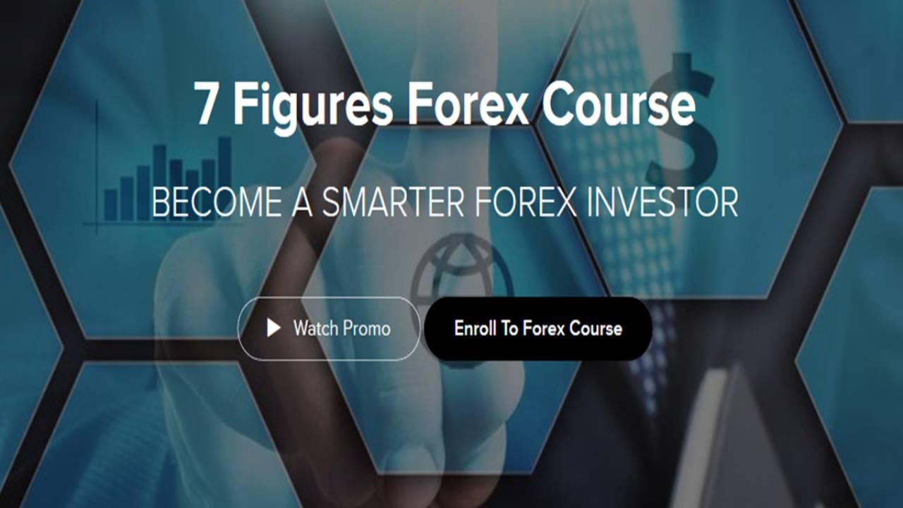 Rashad Smith - 7 Figures Forex Course
