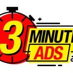 Duston McGroarty – 3 Minutes Ads