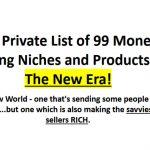 Oliver Goehler- 99 Niches New Era! eBay – Amazon