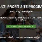 Doug Cunnington – Multi Profit Site Program Download