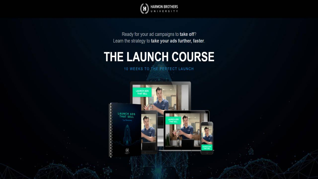 Harmon Brothers – Launch Ads That Sell