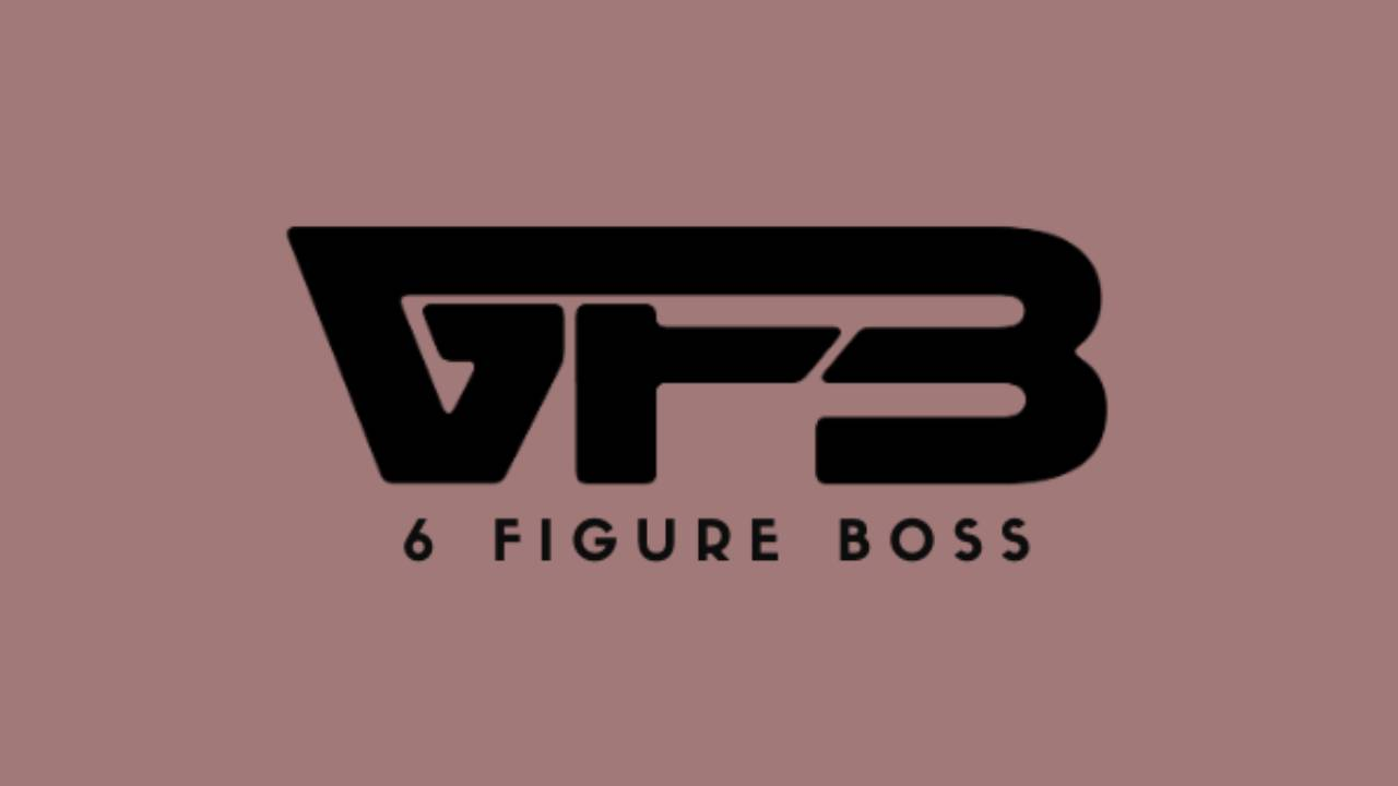Justin Saunders – The 6 Figure Boss