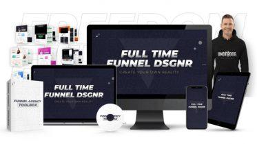 Gusten Sun - FullTime Funnel Designer