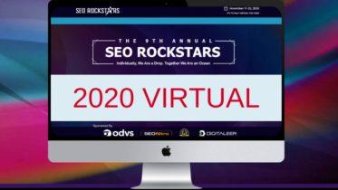 SEO Rockstars - 2020 Recordings