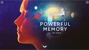 Jim Kwik - 5 Days To A Powerful Memory