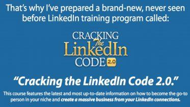 Melonie Dodaro - Cracking The LinkedIn Code 2.0