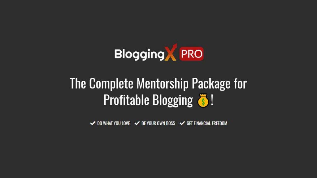 Akshay Hallur – BloggingX Pro System