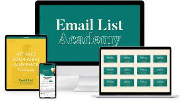Melissa Griffin - Email List Academy