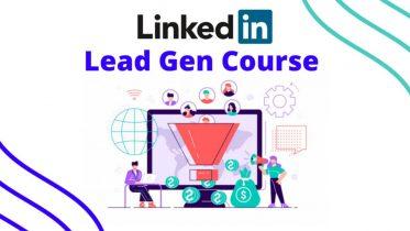 Linkedin Lead Gen Course by Shawpreneur