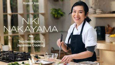 Niki Nakayama Teaches Modern Japanese Cooking - Masterclass