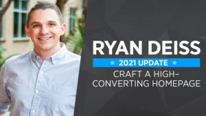 Ryan Deiss – Build A High-Converting Homepage From Scratch v2