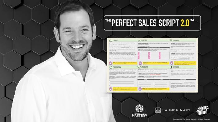 Aaron Fletcher - Sales Script 2.0