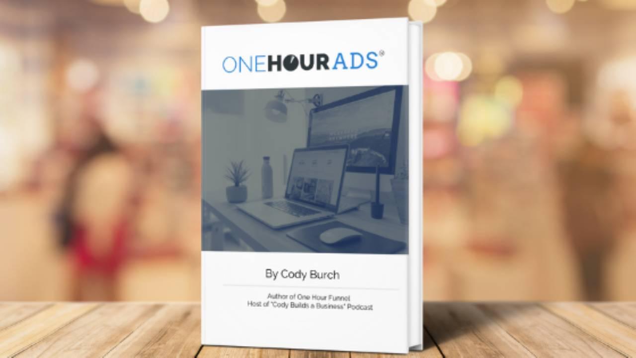 Cody Burch - One Hour Ads