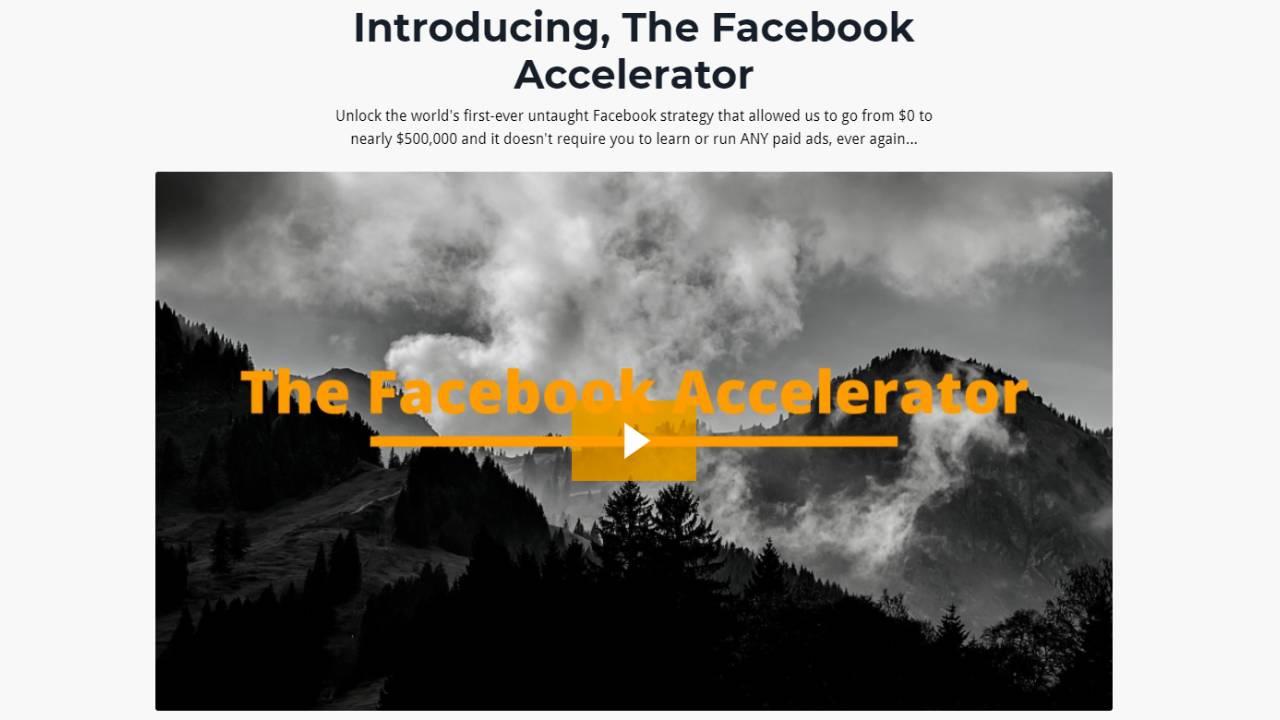 Niki & Josh – The Facebook Accelerator