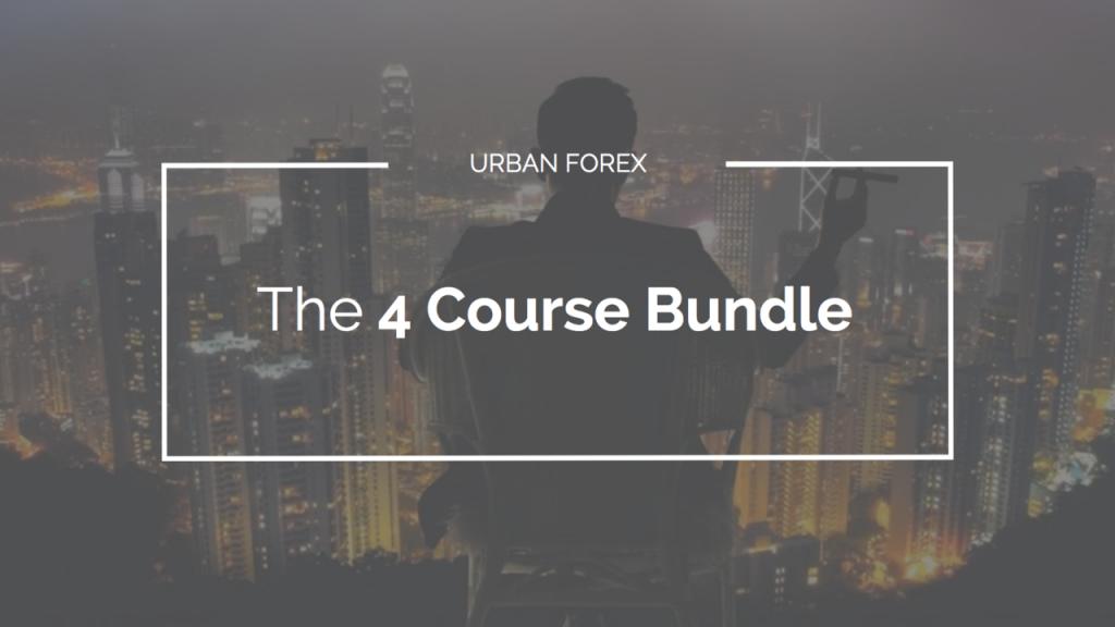 Urban Forex - The 4 Course Bundle