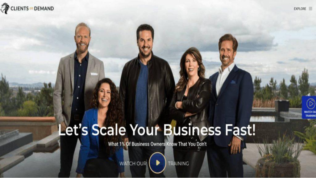 Russ Ruffino – Clients On Demand 2021