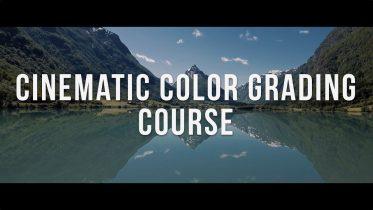 Matti Haapoja - Cinematic Color Grading Course