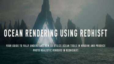 Ocean Rendering Using Redshift – Rebelway