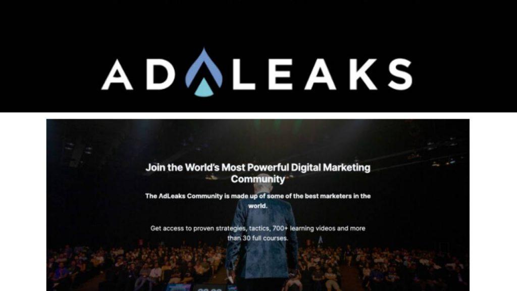 AdLeaks — Bundle