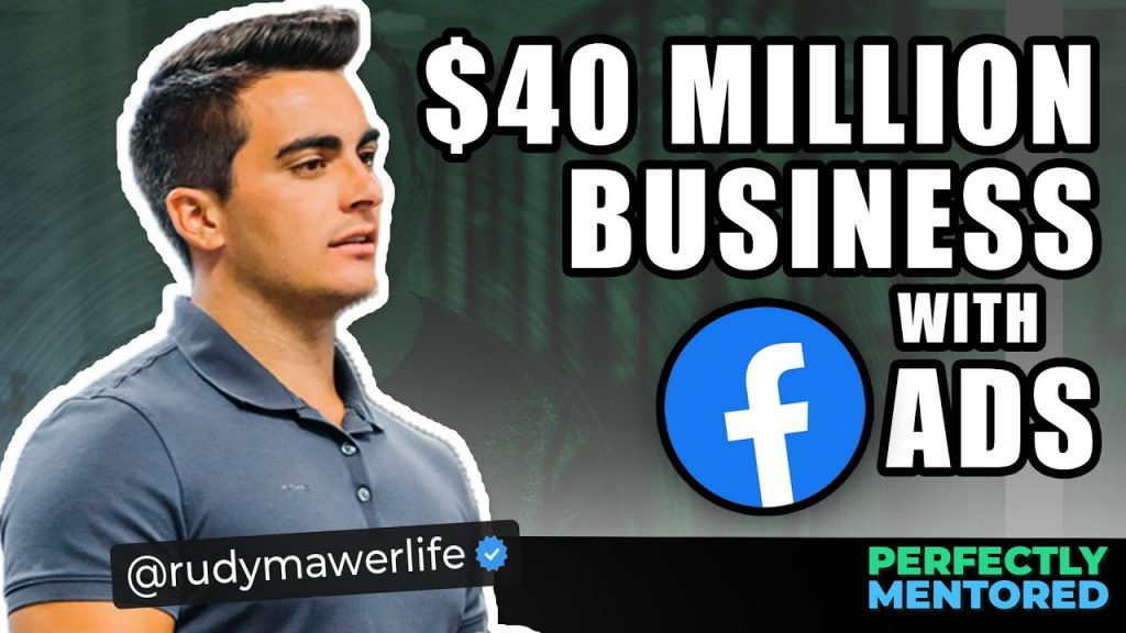 Rudy Mawer - Facebook Ads For 2021 (And Beyond)