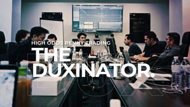Duxinator High Odds Penny Trading Presented by Steven Dux