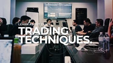 Steven Dux - Trading Techniques